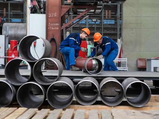 130 новых рабочих мест создано в регионе на производстве трубопроводных систем