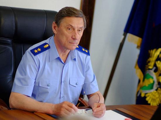 Замгенпрокурора Шишкин приехал к губернатору Кировской области с вопросами