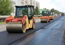 На улице Инженерной в Пскове укладывают новый асфальт