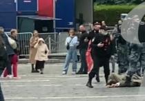 Акционист Павел Крисевич, который устроил представление на Красной площади со стрельбой, задержан