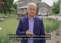 Додон: Равные права избирателям на Западе, в России и Приднестровье