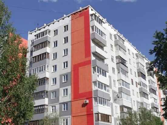 Кемеровские власти показали новый фасад общежитий в Ленинском районе