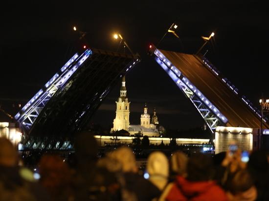 В ночь с 12 на 13 июня в Петербурге не будут разводить мосты