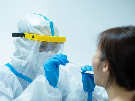 В первый день Евро-2020 в Петербурге растет заболеваемость коронавирусом