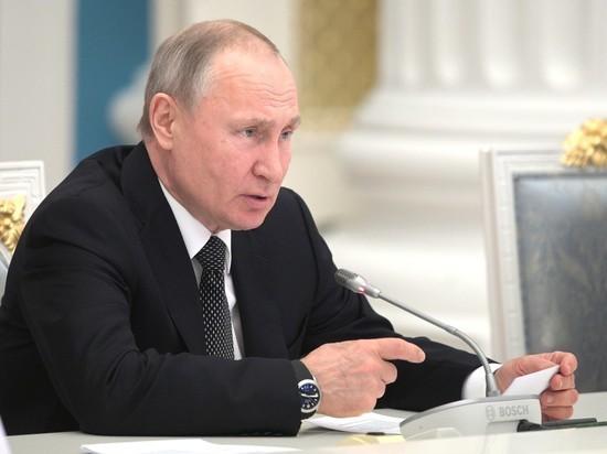 Президент России поздравил жителей Марий Эл с праздником
