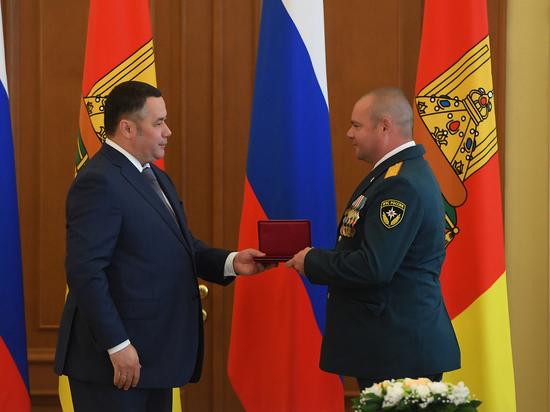 11 июня в Твери состоялось торжественное мероприятие, посвящённое Дню России