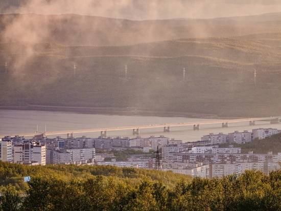 В Мурманской области вводится особый противопожарный режим