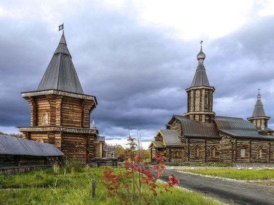 Самый северный в мире православный монастырь остался без электричества