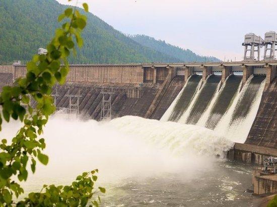 Красноярская ГЭС сохранит объем сбросов 7000 м3/сек до 16 июня