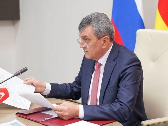 Меняйло запретил раздачу земель на въезде во Владикавказ