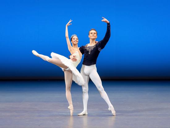 В Большом театре вручили главный международный балетный приз