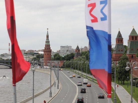День России 12 июня в Москве: парковка станет бесплатной