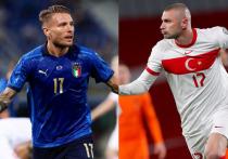 11 июня сборная Италии сыграет со сборной Турции в стартовом матче Евро-2020