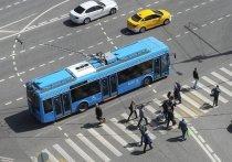 50 троллейбусов из Москвы передали в транспортный парк Ижевска