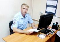 Псковские полицейские и медики спасли жизнь жителю Санкт-Петербурга