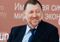 Российский предприниматель и миллиардер Олег Дерипаска в своем Telegram-канале назвал «безумием» решение Банка России о повышении ключевой ставки до 5,5%, которое поспособствует дальнейшему укреплению курса российской национальной валюты