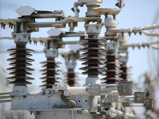 В Астраханской области увеличилось потребление электроэнергии