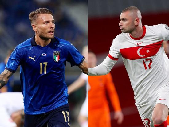 Что нужно знать о ставках на матч Евро Италия – Турция 11 июня