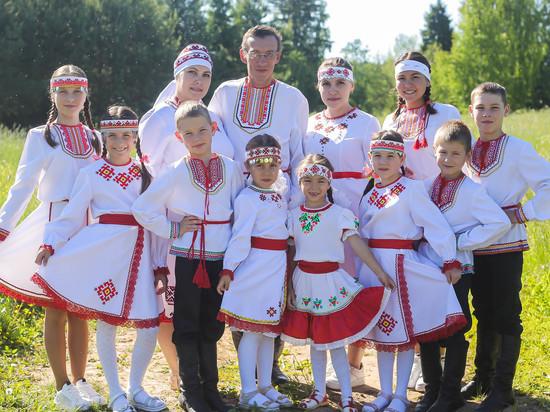 Семья Рыбаковых представит Марий Эл на конкурсе ПФО