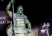 В Екатеринбурге начала работу уникальная экспозиция, посвященная Александру Невскому