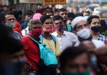 Новый вариант вируса, выявленный в Индии, на 60% контагиознее предыдущих штаммов и в некоторых случаях ведёт к глухоте, гангрене и ампутации конечностей у больных
