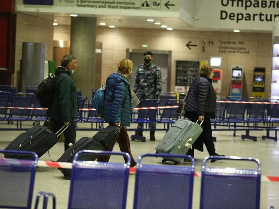 В Петербурге хотят ввести единые правила поведения в аэропорту