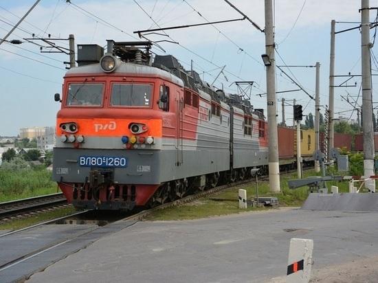 Перевозки контейнеров на Приволжской железной дороге выросли вдвое