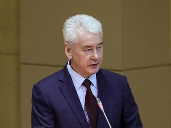 Собянин сообщил о многочисленных госпитализациях в реанимацию из-за коронавируса