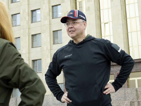 Ставропольский губернатор повторно привился от коронавируса