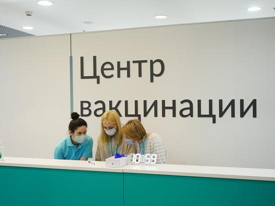 В Петербург привезли еще почти 40 тысяч доз вакцины «Спутник V»