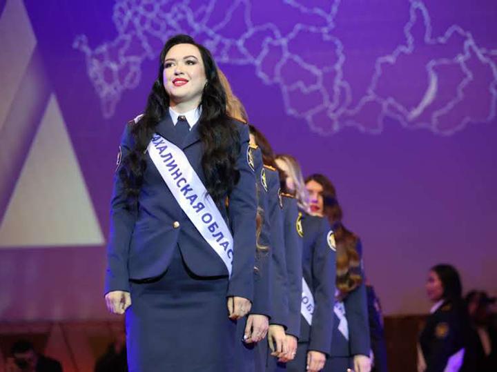 Тюремная Плавалагуна: «Мисс УИС-2021» спела арию