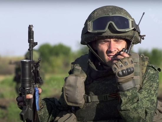 ЛНР связала атаку ВСУ со встречей Путина и Байдена