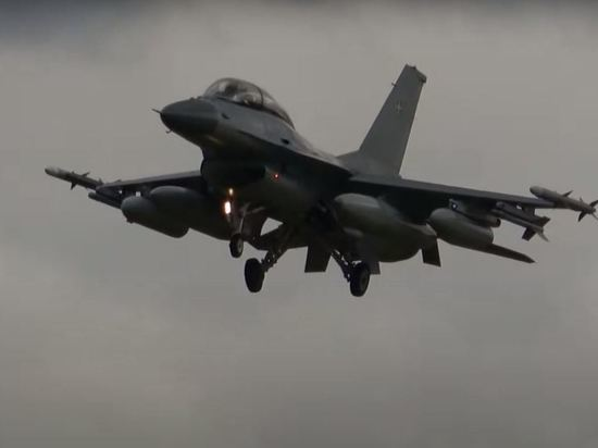 Дания заявила о двойном нарушении Россией воздушного пространства страны
