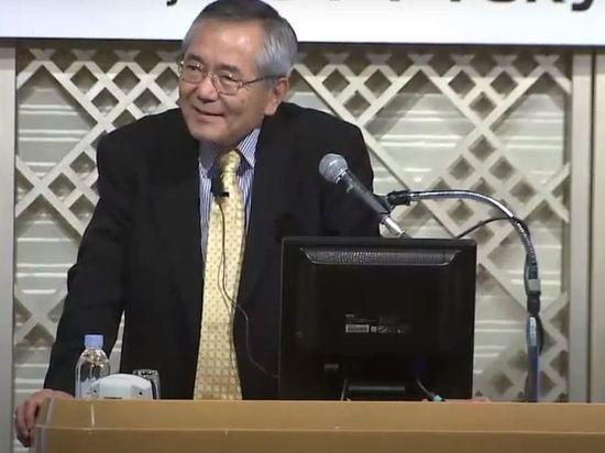 Умер нобелевский лауреат по химии Нэгиси