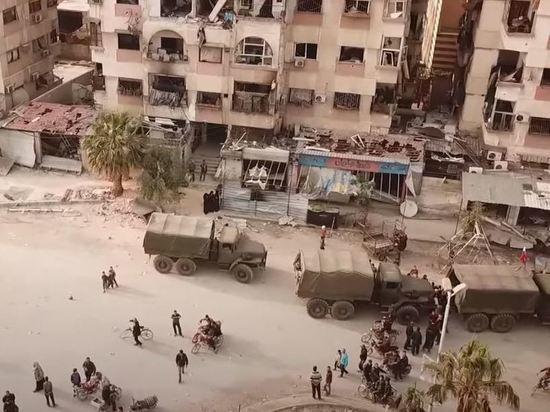 В Минобороны сообщили о росте активности боевиков в Сирии
