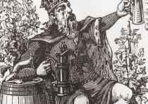 В Петропавловске обокрали сказочного фламандского короля Гамбринуса