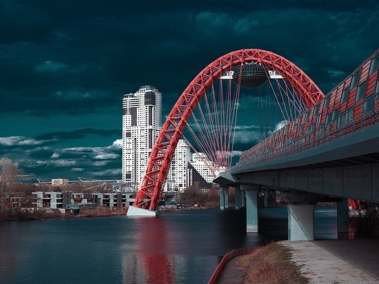 Вильфанд: Москва-река прогрелась раньше, чем море в Крыму