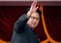 Ким Чен Ын поздравил Путина с Днем России