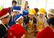 Детский мастер-класс по приготовлению блюд корейской кухни «Я готовлю ханщик» во Владивостоке