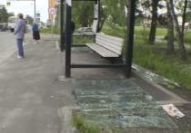 В Ивановской области вандалы разгромили три остановки
