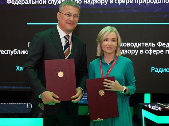 Башкирия будет участвовать в российском проекте «Чистый воздух»