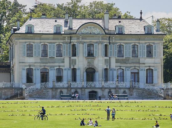 В Женеве предприняты жесткие меры безопасности перед встречей на высшем уровне