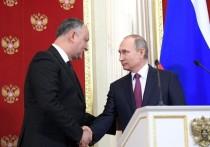 Додон: Россия - наш искренний друг и надёжный стратегический партнёр