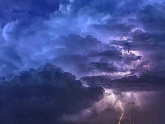 Дожди и грозы ждут жителей Псковской области 13 июня
