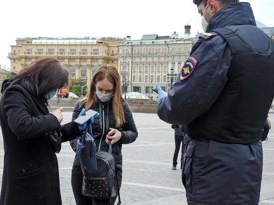 В Москве заявили, что вводить спецпропуска пока не планируют