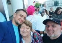 В Кирове актер Кирилл Жандаров выступил на юбилее тещи Галины Мельник
