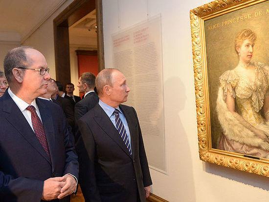 12 июня Владимир Путин вместе с патриархом Кириллом решил посетить Третьяковскую галерею, чтобы посмотреть новые выставки