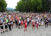 В Пятигорске 800 человек со всей России приняли участие в забеге