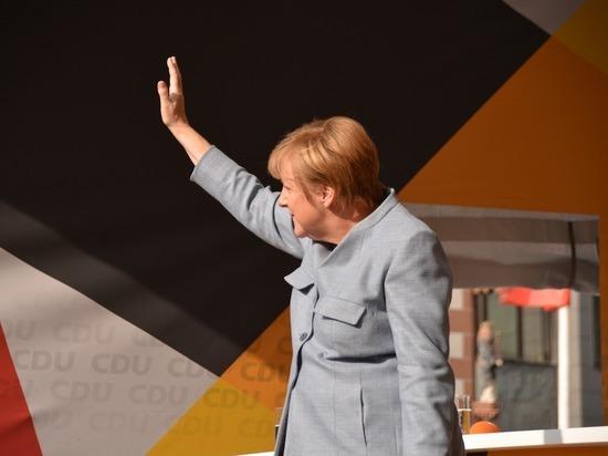 Меркель обсудила «Северный поток — 2» с Байденом на саммите G7
