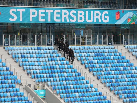 Сборная России проиграла первый же матч Евро-2020